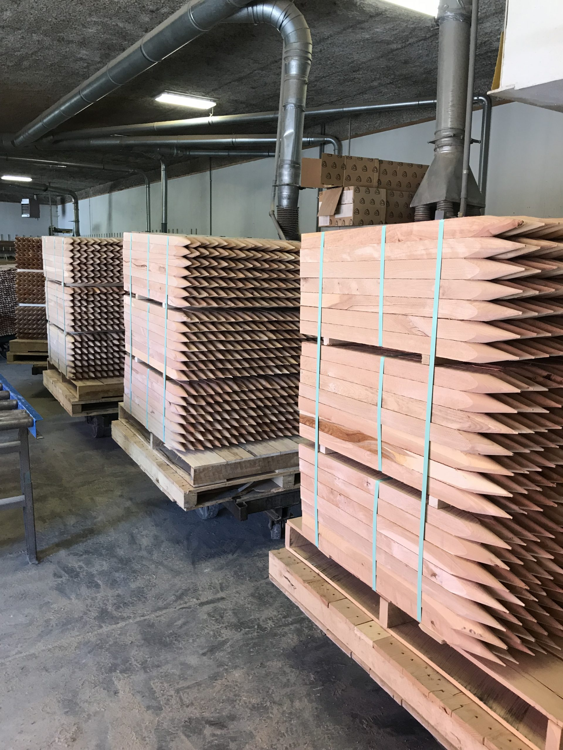 Quarter Sawn Lumber